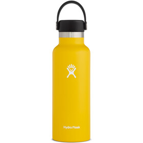 Hydro Flask Standard Mouth Flex Bottle 532ml sunflower